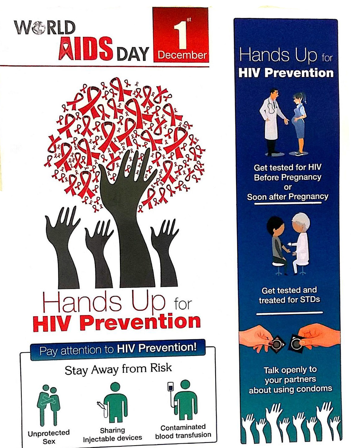 Hiv Aids Posters And Pamphlets | www.pixshark.com - Images ...